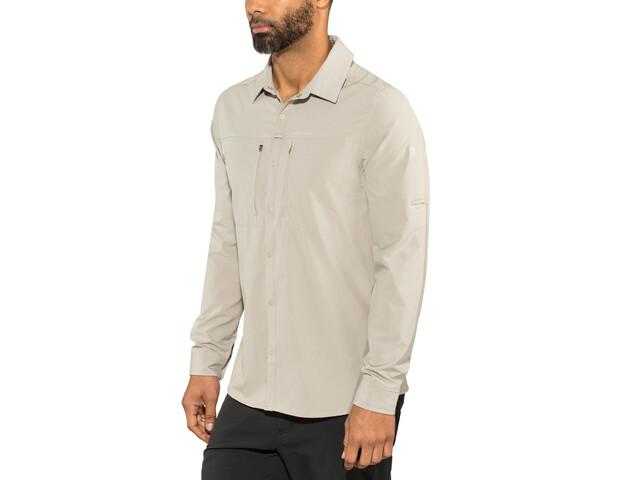 Craghoppers NosiLife Pro III T-shirt à manches longues Homme, parchment